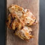 Tuto corto de pollo natural