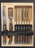 Set Cuchillos y Tenedores 8 pcs WAYU