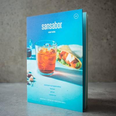 Libro Sansabor