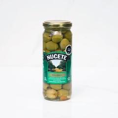 Aceitunas Verdes Rellenas Con Pimentón Nucete