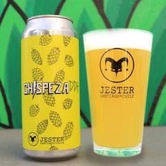 Cerveza Chispeza Jester 473cc