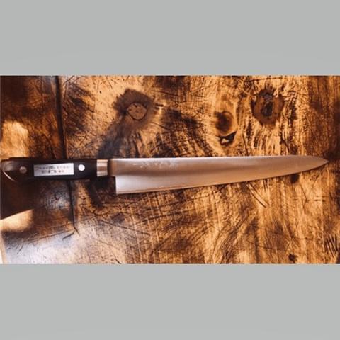 Cuchillo Japones Miki Hamono M105 W 270SJ Sujihiki
