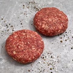 Pack de 4 Hamburguesas MeatMe