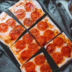 Pizza Pepperoni La Muzza