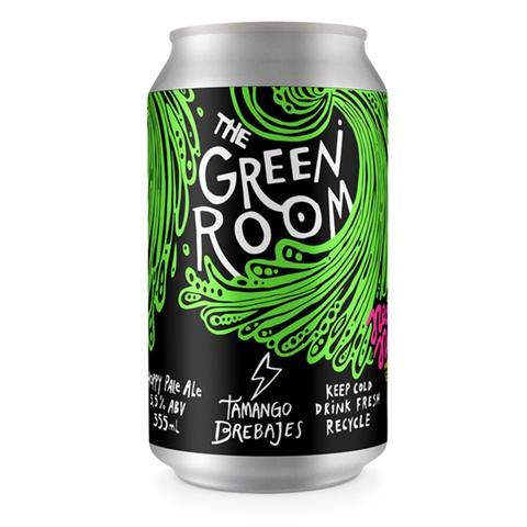 The Green Room-Hoppy Pale Ale 5.5% Tamango Brebajes