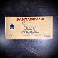 Hamburguesas Santa Brasa