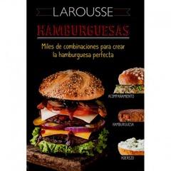Libro Hamburguesas