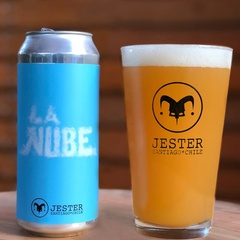Cerveza La Nube Jester 473cc