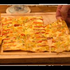 Sant Ambrogio · Pizza Verdu Wok