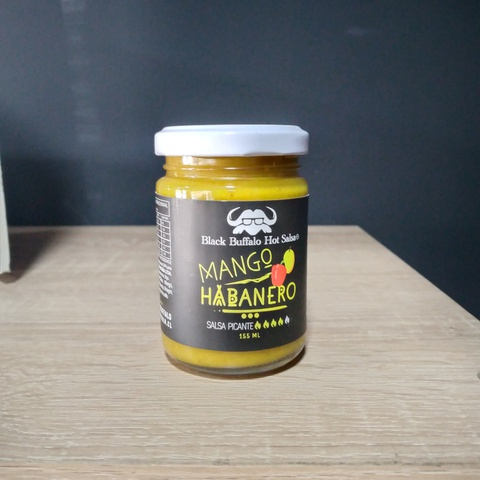 Hot Salsa Black Buffalo