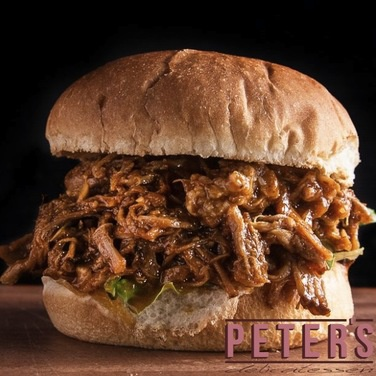 Pulled pork - 500 grs.