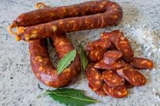 Chorizo Dulce  - Charcuteria Iberica
