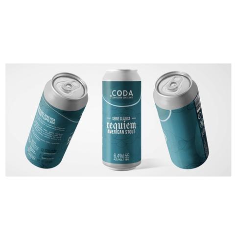 Cerveza Requiem Coda