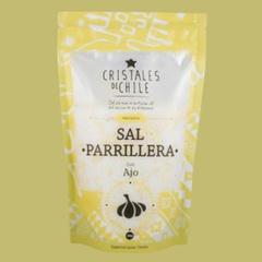 Doypack Sal Parrillera con Ajo Cristales de Chile