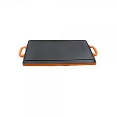 Plancha Naranja 50x23.5x1.6cm Briva Iron