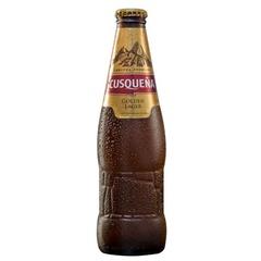 Cusqueña Golden Lager botella 330ml.