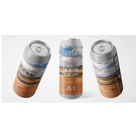 Cerveza Far Beyond Coda