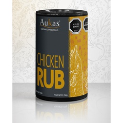 Aukas Chicken Rub Tubo