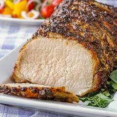 Solomillo de Cerdo a la Mostaza