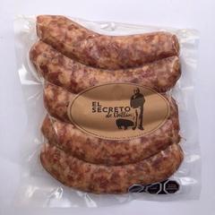 Chorizo Italiano El Secreto de Chillan
