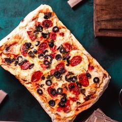Pizza Española La Muzza