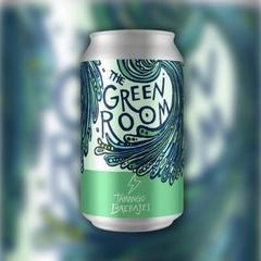 Cerveza The Green Room Tamango Brebajes