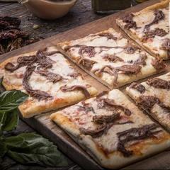 Pizza Mechada Sant Ambrogio