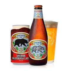 Cerveza Anchor California Lager 355CC