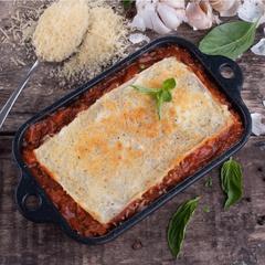 Molde de Lasagna Hierro Fundido Esmaltado Victoria