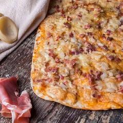 Sant Ambrogio · Pizza Prosciutto