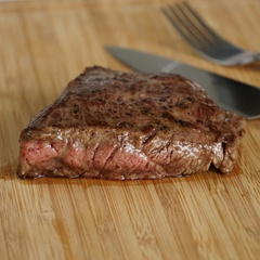 Flap Meat ChileBeef