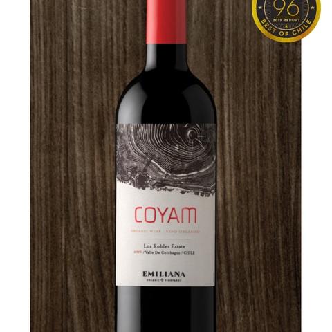 Coyam - Emiliana