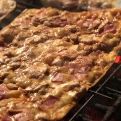 Sant Ambrogio · Pizza texas bbq