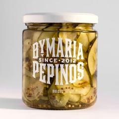 Pepinos Dulces ByMaría