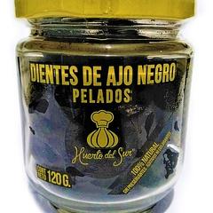 Dientes de ajo Negro 120 Gramos