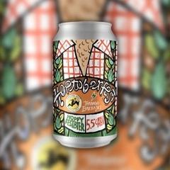 Cerveza Hoptoberfest Tamango Brebajes (Colab. Kross)