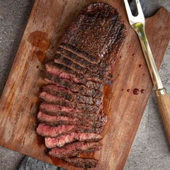 Flat Iron (Filet Criollo) Corte Criollo