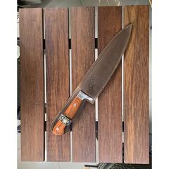 Cuchillo con mango de Madera Meatme