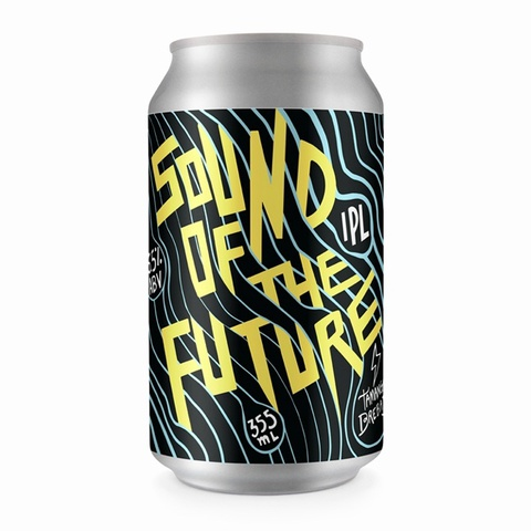 Cerveza Sound of The Future IPL Tamango 355 ml