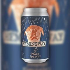 Hemingway (Amber Ale) · Tamango Brebajes