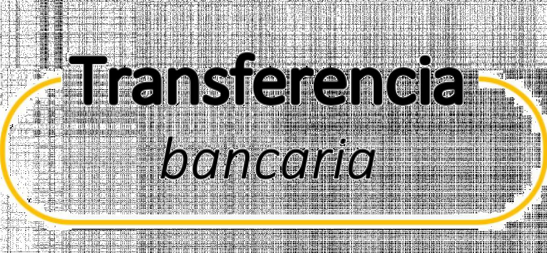 Método de pago: Transferencia