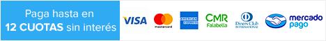 Método de pago: Mercado Pago